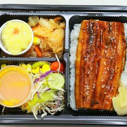 ข้าวหน้าปลาไหลญี่ปุ่นย่างซอส ราคา259บาท
