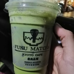 เมนูของร้าน Fuku Matcha เซ็นทรัลลาดพร้าว