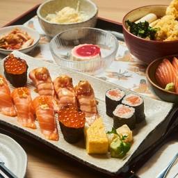 Shogun Teishoku Set