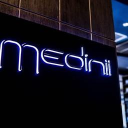 หน้าร้าน Medinii The Continent Hotel Bangkok