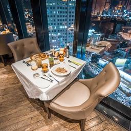 บรรยากาศ Medinii The Continent Hotel Bangkok