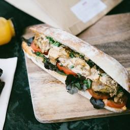 เมนูของร้าน Submarine Sandwiches