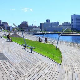 Yokohama Wharf