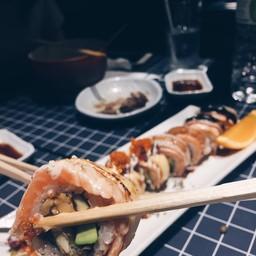 เมนูของร้าน Minato Sushi and Seafood Bar นิมมานซอย 9