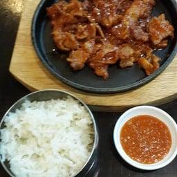 หมูเกาหลี