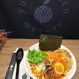 Spicy Tonkotsu Yuzu Ramen