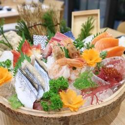 เมนูของร้าน Tairyo Sushi and More (Soi Ari 1)