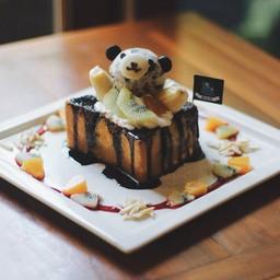 Bear Hug Toast