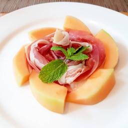 Parma Ham & Melon