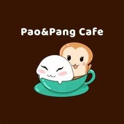 เปา&ปัง คาเฟ่ Pao&Pang Cafe ถนนรางน้ำ (ด้านถนนราชปรารภ)