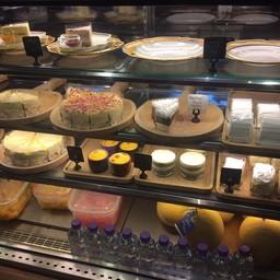 เมนูของร้าน DOM Cafe