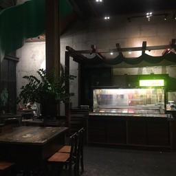 บรรยากาศ DOM Cafe