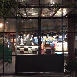 หน้าร้าน DOM Cafe