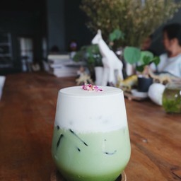 Milkcream Matcha Latte