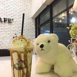 เมนูของร้าน Sky Snow Cafe