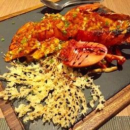 Lobster Soba Yaki Gohan