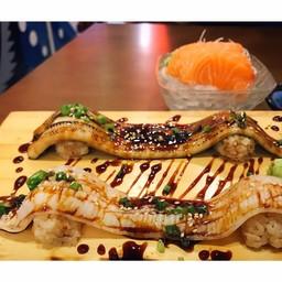 ชุดเอนกาวะ+ปลาไหล