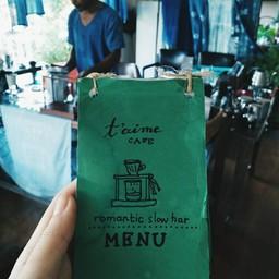 T'aime Cafe
