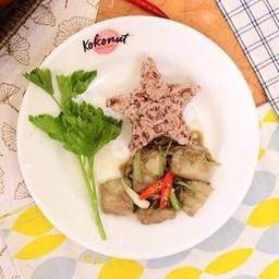 เมนูของร้าน Kokonut Eat And Health สุคนธสวัสดิ์