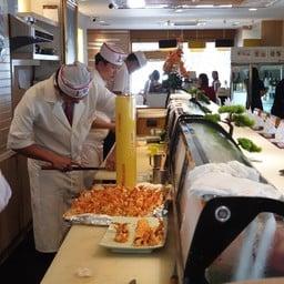 บรรยากาศ Joushitsu Sushi
