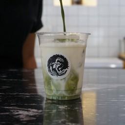 Hot / Iced Matcha Latte