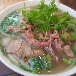 Pho 10 Ly Quoc Su, Hanoi