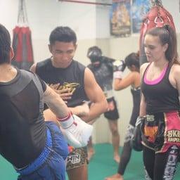 Thanonchai Fit&Fight Gym (ธนญชัยยิม)