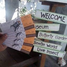 สวนสัตว์แมลงสยาม