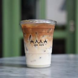 เมนูของร้าน Ama Cafe