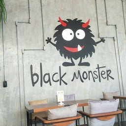 Black Monster Cafe' Hua-hin Huahin