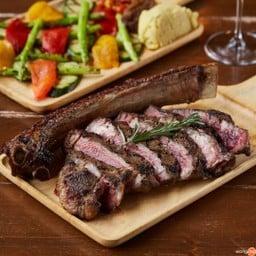 เมนูของร้าน Medium Rare Steak & Wine