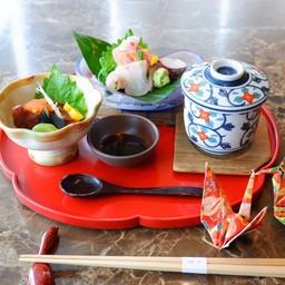 เมนูของร้าน 山里 Yamazato  โรงแรม ดิ โอกุระ เพรสทีจ กรุงเทพฯ