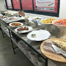 ปาร์ตี้ บุฟเฟ่ต์ BBQ Korea