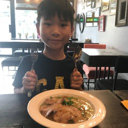 เมนูของร้าน เจียงฮาย Noodles & More