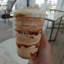เมนูของร้าน Nava House Cafe