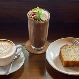 เมนูของร้าน Tiny Cup Café