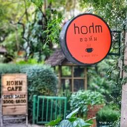 บรรยากาศ Hohm Cafe