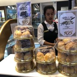 บรรยากาศ Bake a wish Japanese Homemade Cake เมกา บางนา