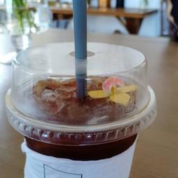 เมนูของร้าน CHIM cafe'