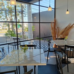 บรรยากาศ CHIM cafe'
