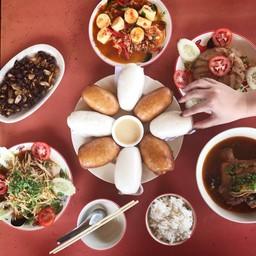 ร้านอาหารชุมชนจีนยูนนาน หมู่บ้านสันติชล