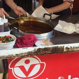 เมนู ข้าวหมูแดง บางปะกอก (แพนด้า)