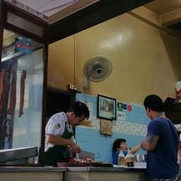 ข้าวหมูแดง นายฮุย (นาครสนุก) เยาวราช