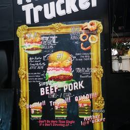 เมนู Mother Trucker Burger