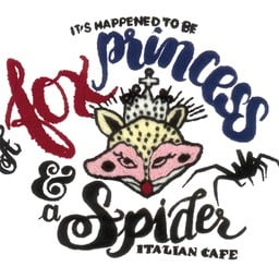 "It's ""happened to be"" a fox princess and a spider"