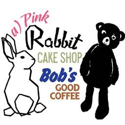 A Pink Rabbit + Bob