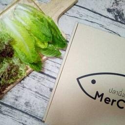 เมอร์-แชนท์ ปลานึ่งสมุนไพร Delivery