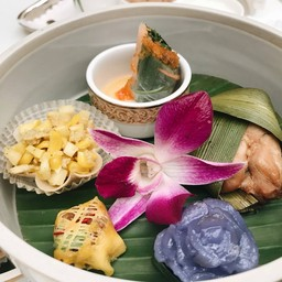 Author's Lounge Mandarin Oriental