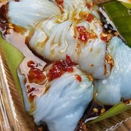 ขนมกุ่ยช่ายปากหม้อยวน  กาดคูบัว