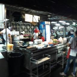 หน้าร้าน ข้าวผัดปู-กระเพาะปลา เมืองทอง บางเขน - หลักสี่ - แจ้งวัฒนะ